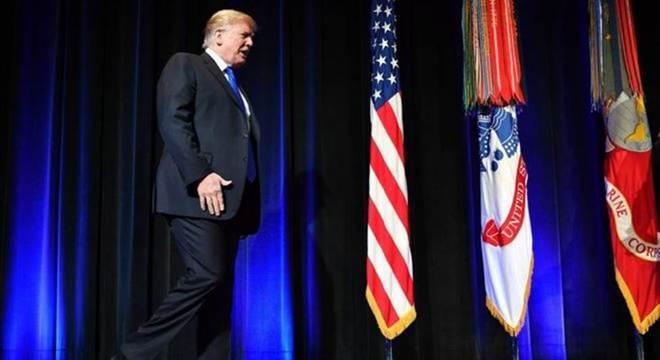 Donald Trump encontrou resistências da oposição, claro, mas também de nomes do próprio partido para aprovar projetos polêmicos