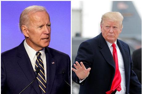Trump x Biden: eleições ocorrem em novembro