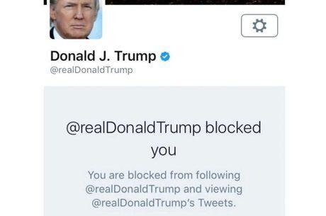 Decisão impede Trump de bloquear usuários no Twitter