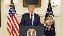 Trump diz que invasores 'pagarão' e agora prometetransição tranquila