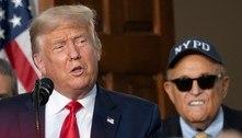 Trump diz que busca na residência de Giuliani foi 'muito injusta'