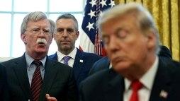 De embaixador a ex-jornalista: os possíveis sucessores de John Bolton (REUTERS/Leah Millis/07.09.2019)