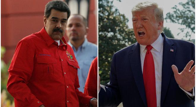 Trump faz nomeação dias após ataques frustrados contra Maduro