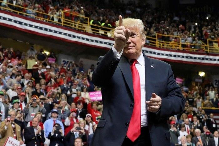 Republicanos veem eleição como batalha para defender Trump