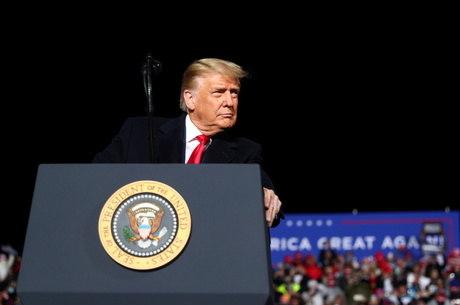 Trump teria conta na China, diz NYT