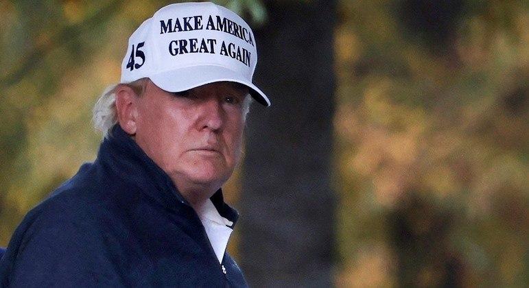 """Trump já afirmou que é """"estatisticamente impossível"""" que tenha perdido as eleições"""