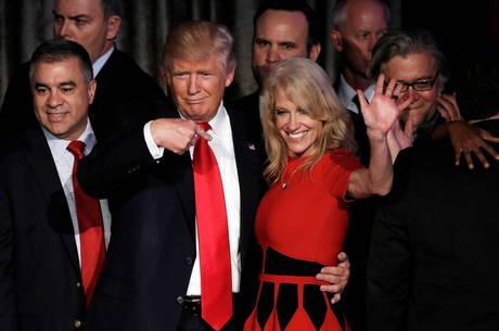 Conway vai deixar Casa Branca para cuidar da família