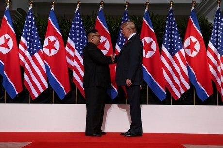 Kim Jong-un quer nova reunião com Donald Trump