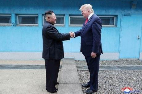 2019 teve um encontro histórico entre os dois líderes