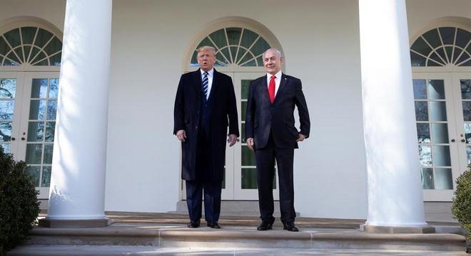 Trump e Netanyahu devem anunciar novo plano de paz nesta terça