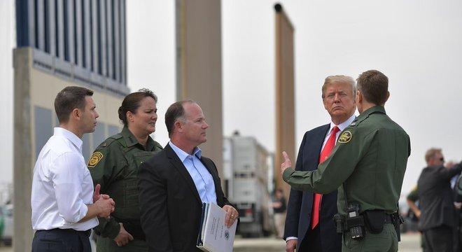 Promessas anti-imigração foram um dos principais trunfos eleitorais de Trump