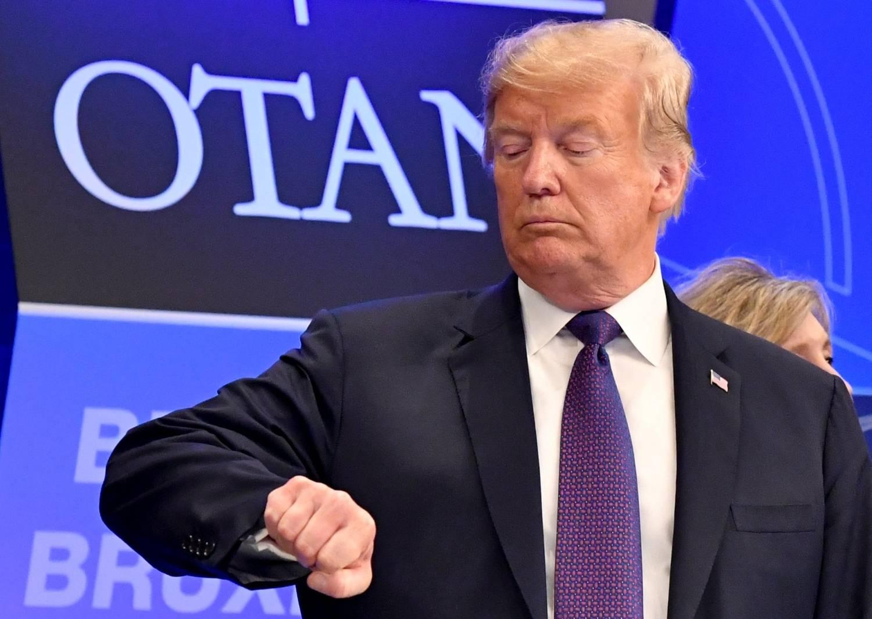 OTAN nega pedido de Trump para elevar gastos militares