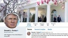 Twitter suspende contas que contornavam suspensão de Trump