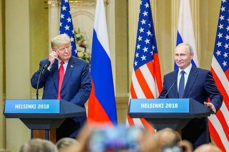 """""""Trama russa"""" envolve relação entre EUA e Rússia"""