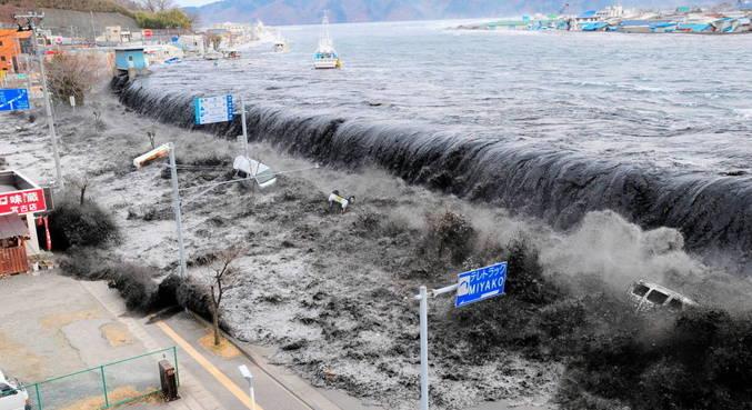 Maior nível do mar resulta na perda de terras que podem ser usadas de forma produtiva