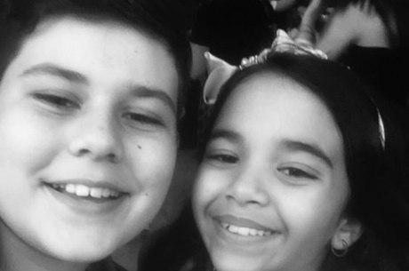 Tuca Almeida e Mariah Yohana