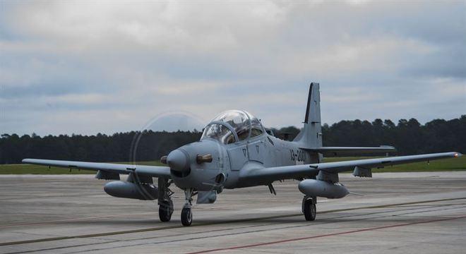 Força Aérea dos EUA faz testes com o A-29 Super Tucano da Embraer