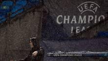 Debaixo de temporal, o Chelsea arranca um ótimo 1 X 1 ao Real