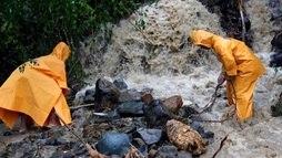 Sobe para 81 o número de mortos por conta do tufão Mangkut, nas Filipinas ()