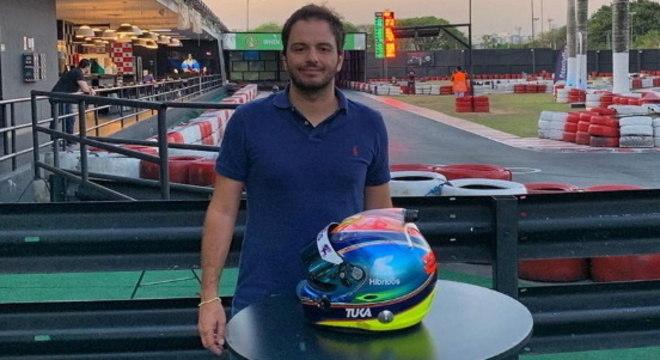 Tuka Rocha foi piloto de Stock Car em 2011 e 2012
