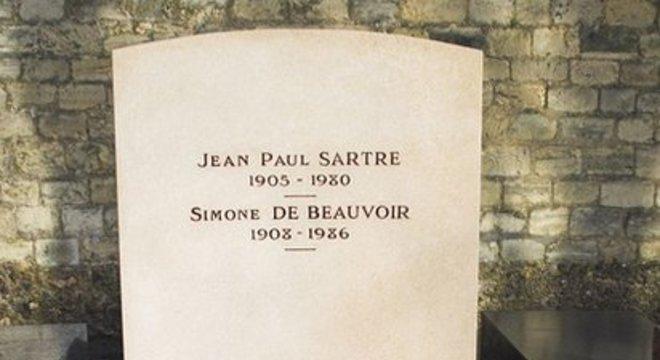 Sartre y de Beauvoir, unidos aún después de la muerte