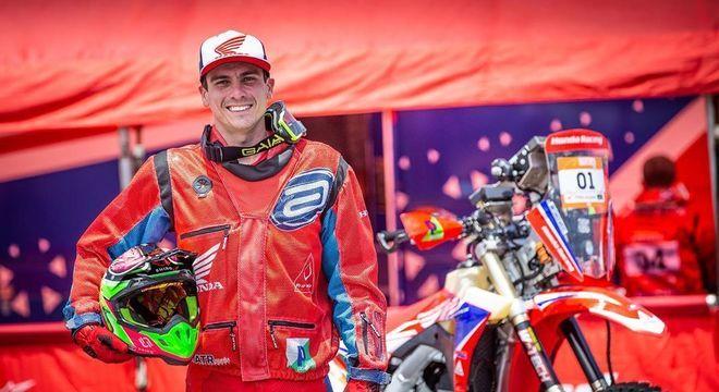 Tunico Maciel era um dos grandes nomes do motocross brasileiro