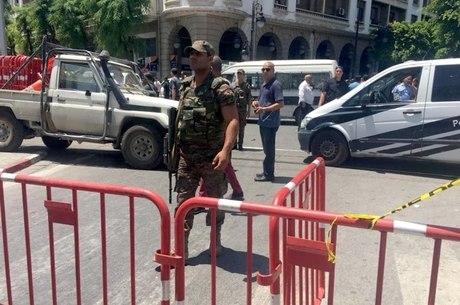 Segunda explosão ocorreu perto de posto policial