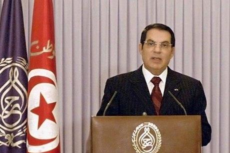Ben Ali foi caiu durante a 'Primavera Árabe'