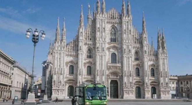 Na capital financeira da Itália, em Milão, o sobrenome Hu é um dos mais comuns