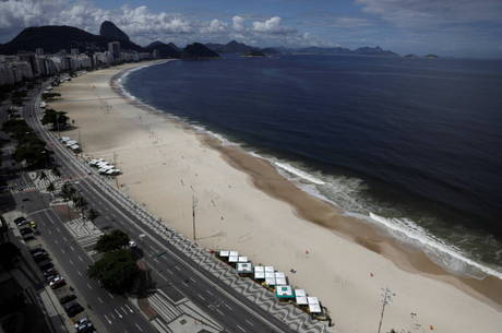 Projeto seria testado em Copacabana
