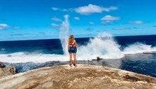 Turista quis passar uns dias em ilha remota e está lá há 18 meses