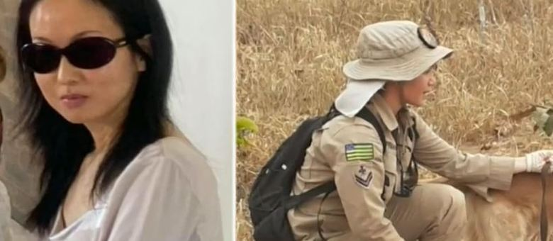 Turista japonesa Hitomi Akamatsu