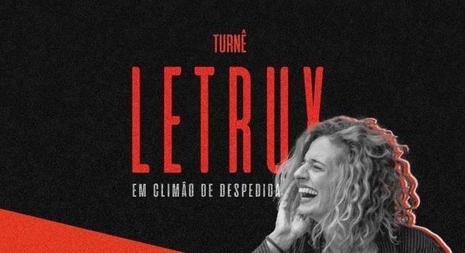 """Letrux divulga últimas datas da turnê do disco """"Em Noite de Climão"""""""