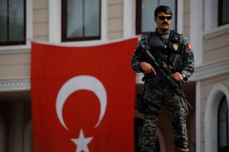 Alemães foram presos pelo governo turco