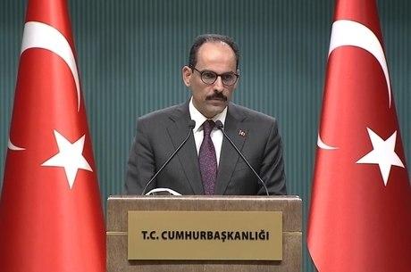 Turquia prometeu combate aos terroristas