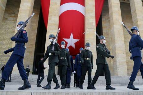Polícia turca mata refugiado sírio