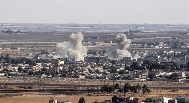Após explosão, Ministério da Defesa turco acusou forças curdas