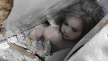 Criança é resgatada quatro dias após terremoto na Turquia