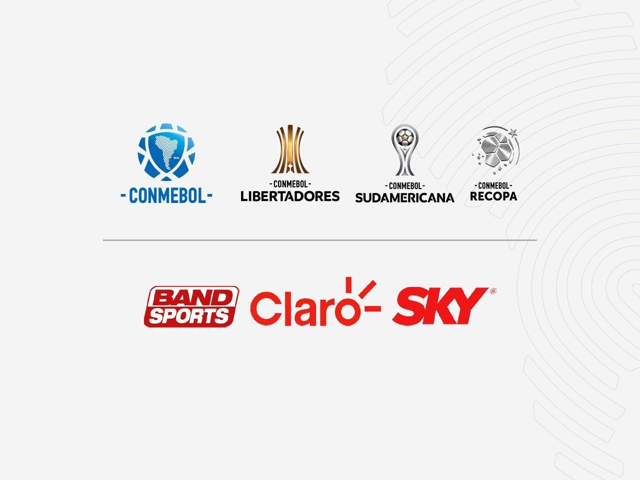 TV Conmebol já entra hoje no ar. Globo não concorda com o canal