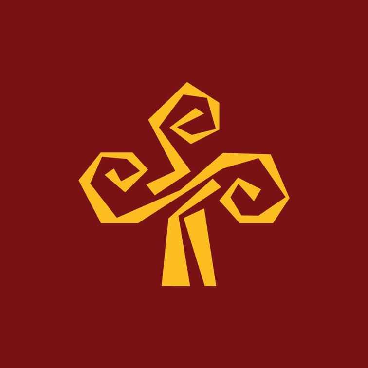 Símbolo do canal e da rádio é desenho de uma sapucaeira centenária do quilombo