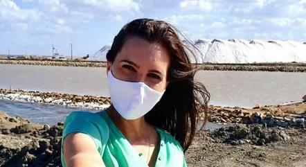 Jornalista Mara Godeiro