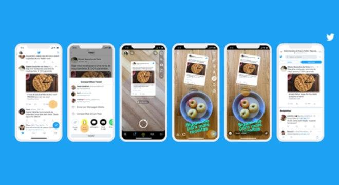 Recurso está disponível para celulares Android e iPhone (iOS)