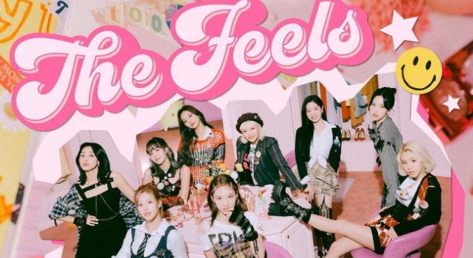 TWICE lançou o single 'The Feels' e prepara novo álbum para novembro