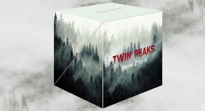 "David Lynch anuncia box gigante e incrível de ""Twin Peaks""; saiba mais"