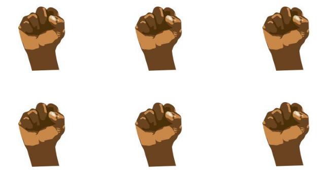 Emoji do Twitter criado para o Dia da Consciência Negra