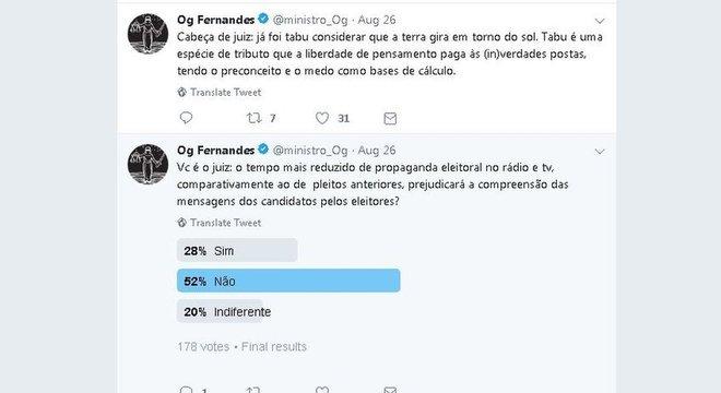 Twitter/Og Fernandes