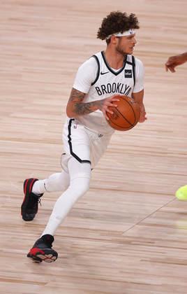Tyler Johnson (Brooklyn Nets) 5,0 - Em 17 minutos, o armador não foi bem, anotando sete pontos em oito arremessos. Errou cinco das seis cestas de três e teve um plus/minus de -29. Ou seja, enquanto ele esteve em quadra, o Nets sofreu 29 pontos a mais do que fez