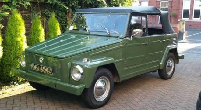 Type 181 foi um sucesso de vendas na Europa nos anos 1960 e 1970