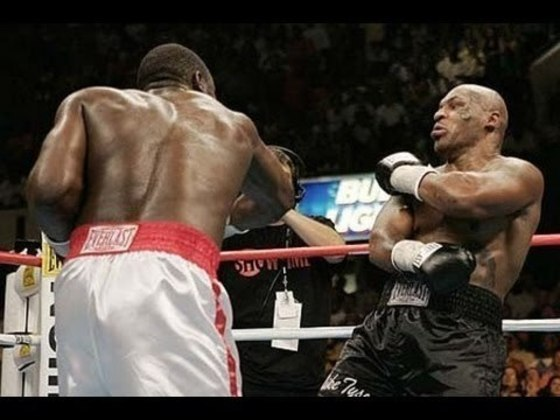 Tyson entrou no ringue como favorito para enfrentar Danny Williams, no dia 30 de julho de 2004, mas foi derrotado por nocaute aos 2m51 do quarto round, naquela que seria sua penúltima luta como profissional