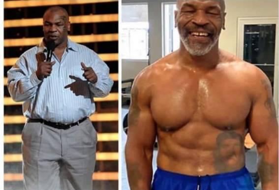 A fera vai voltar! Mudança no corpo de Mike Tyson impressiona fãs ...